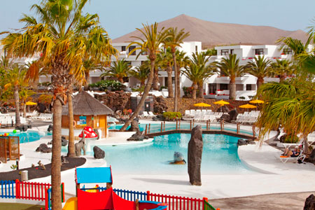 H10 hotels hoteles para disfrutar en familia viajar con for Hoteles para familias