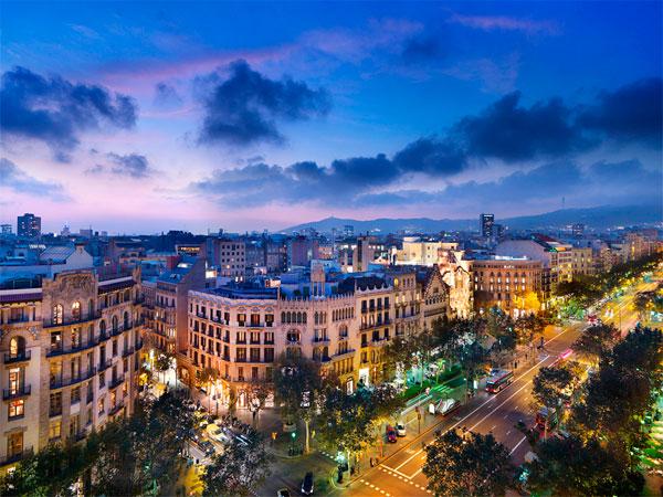 Barcelona supera a madrid en hoteles viajar con hijos - Hoteles insolitos espana ...
