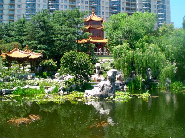 Sidney una de las capitales m s modernas del mundo for Chino el jardin