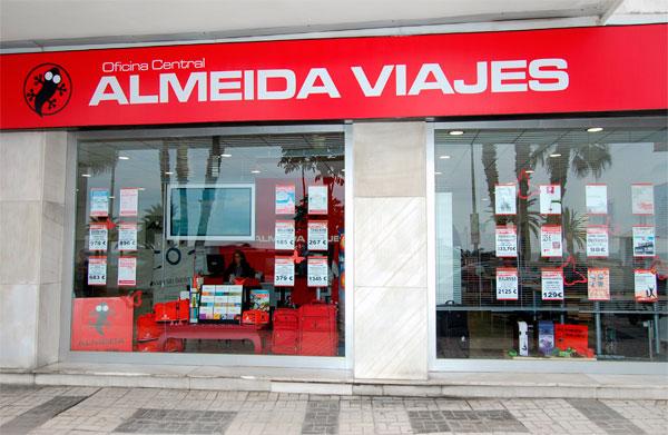 Almeida Viajes premiada como mejor agencia de 2011
