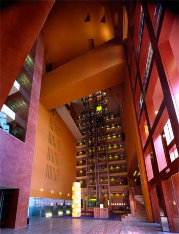 Alojamiento más arte en Bilbao