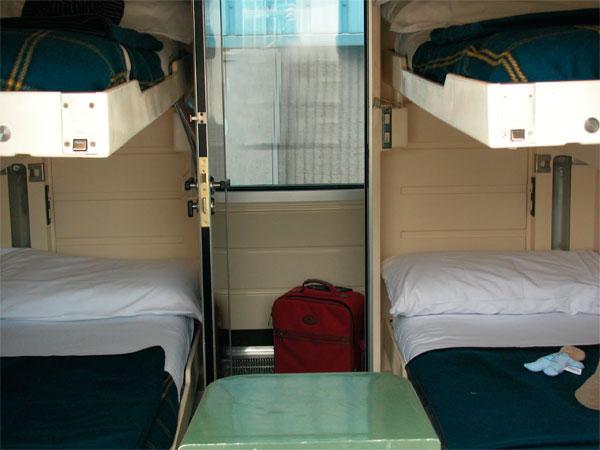 Peligran los trenes hotel de renfe viajar con hijos for Elipsos trenhotel