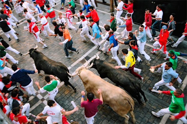 fiestas típicas españolas