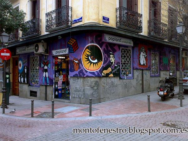 Viaje al centro de madrid viajar con hijos - Vinotecas madrid centro ...