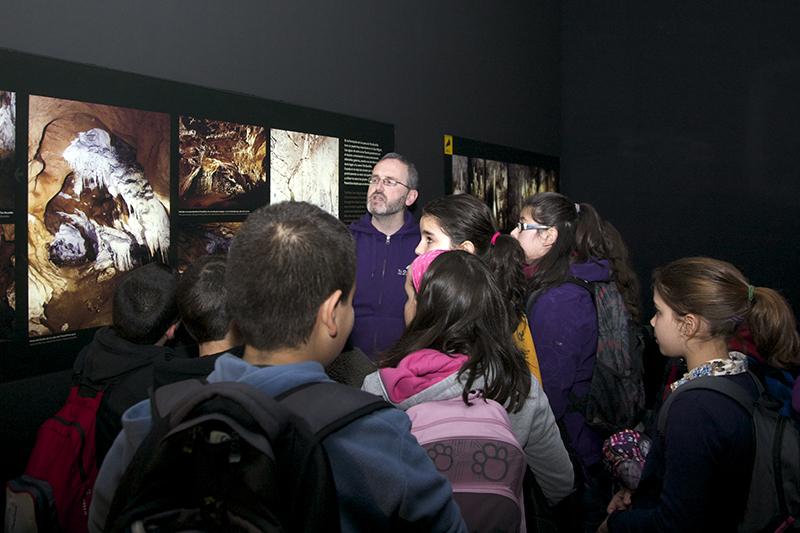 Centro de Arte Rupestre Tito Bustillo- Turismo de Asturias