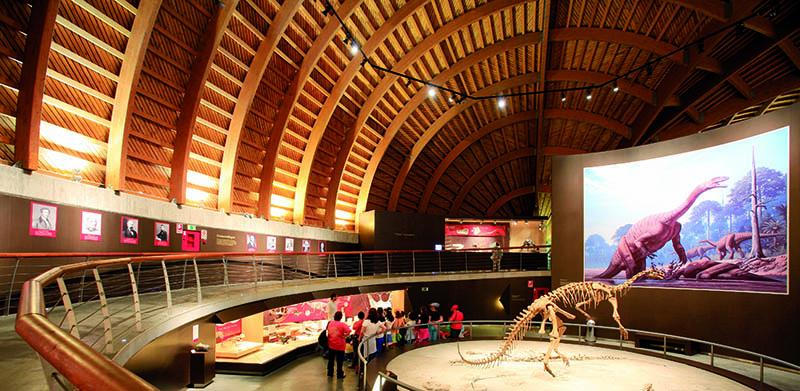 Museo del Jurásico de Asturias (MUJA)- Turismo de Asturias
