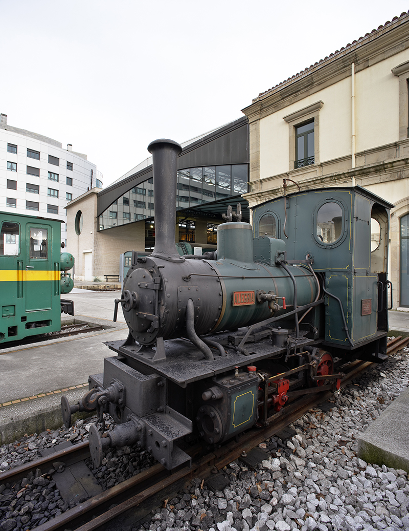 Museo del Ferrocarril - Marcos Morilla