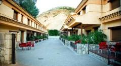 apasionado acompañante del hotel pequeña en Murcia
