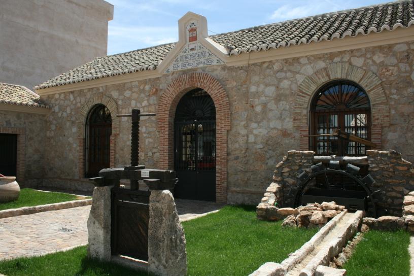 Fachada Museo Etnográfico