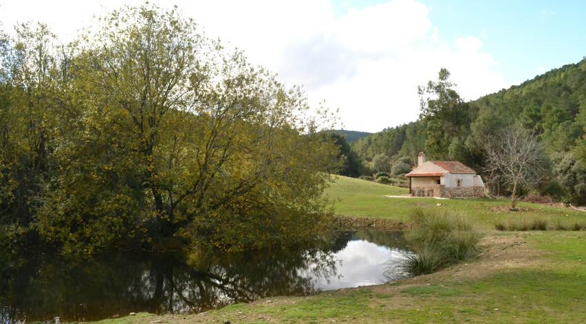 Paisaje de la Sierra de Villarrubia
