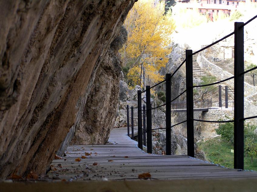 Paseo Fluvial Albarracín