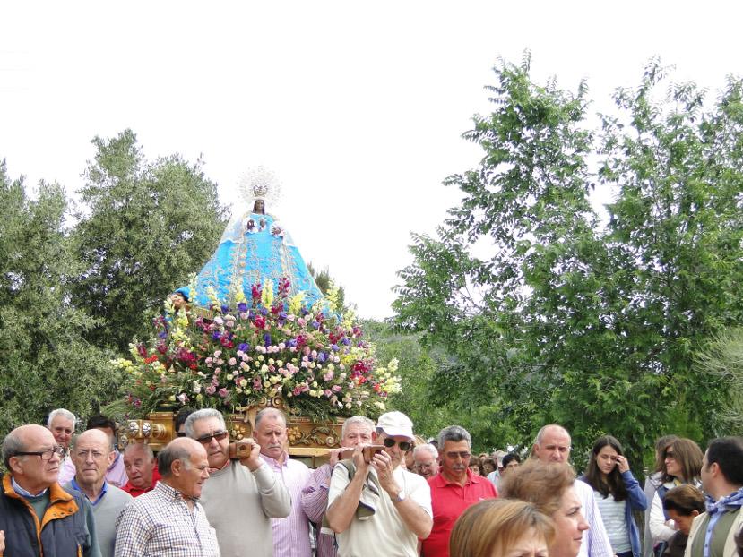 Romería Virgen de la Sierra
