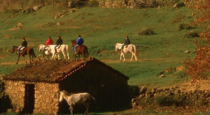 ruta caballos la vera