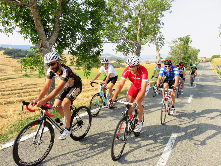 Ciclismo Carreteras de  Navarra