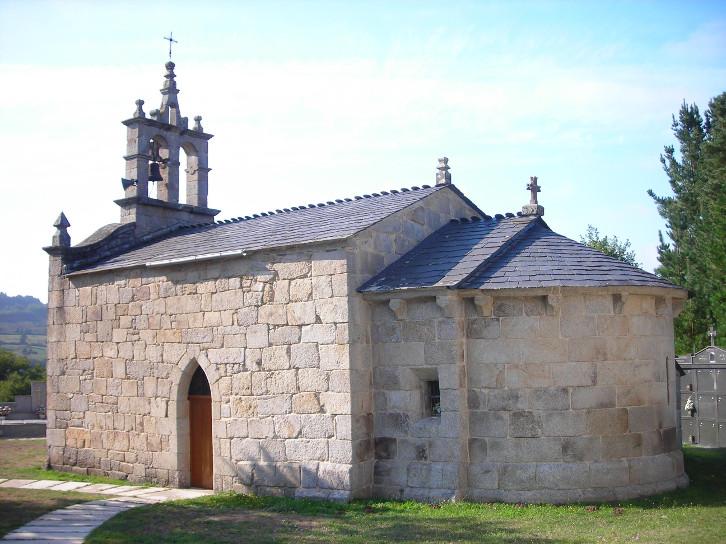 igrexa de francos outeiro de rei