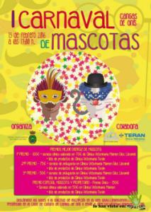 Carnaval de mascotas, Cangas de Onís @ Plaza Camila Beceña, Cangas de Onís, Asturias | Cangas de Onís | Principado de Asturias | España