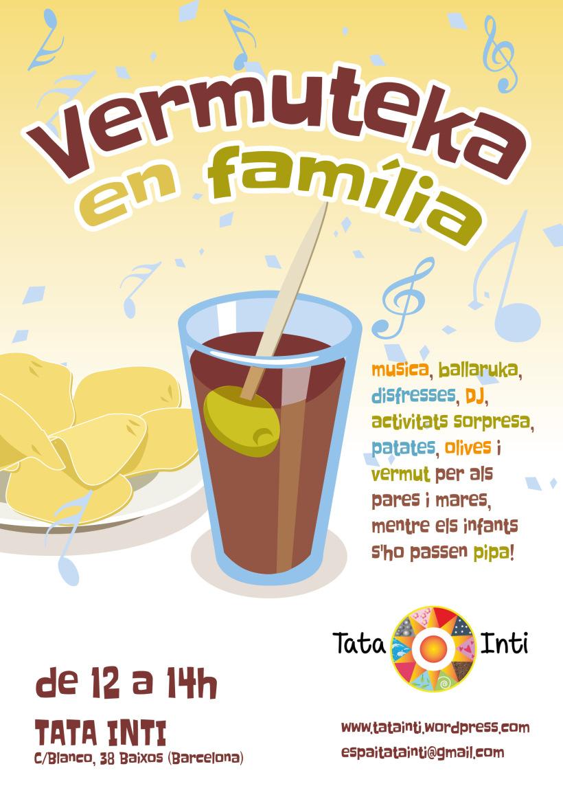 Vermuteka en familia, Barcelona @ Tata Inti | Barcelona | Catalunya | España