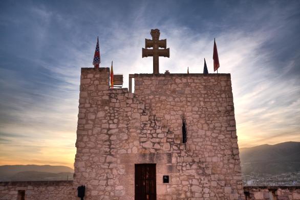 Almena Santuario Vera Cruz