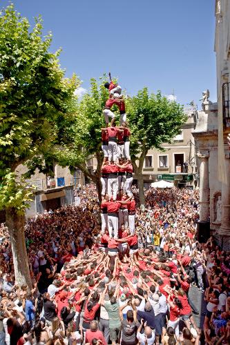 3 - Actuació Castellera
