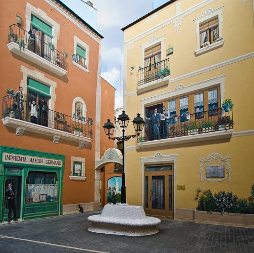 Plaza Ramon i VidalesVendrell-19