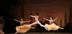 'El lago de los cisnes' @ teatro Colón de A Coruña