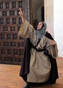 Visita teatralizada Monasterio de Yuso @ Monasterio de Yuso | San Millán de la Cogolla | La Rioja | España