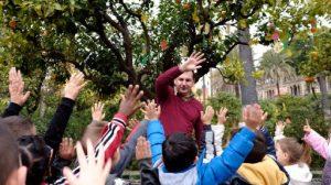 De mayor quiero ser jardinero @ Real Alcázar de Sevilla | Sevilla | Andalucía | España