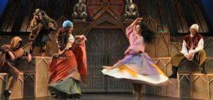 Musical 'Jorobado de Notre Dame' @ Teatro Sanpol de Madrid