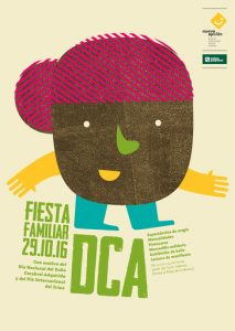 Fiesta familiar DCA @  Jardines del Palau de la Música