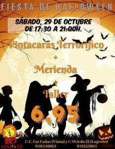 Fiesta de Halloween en Minipark Leo @ Minipark Leo   Logroño   La Rioja   España