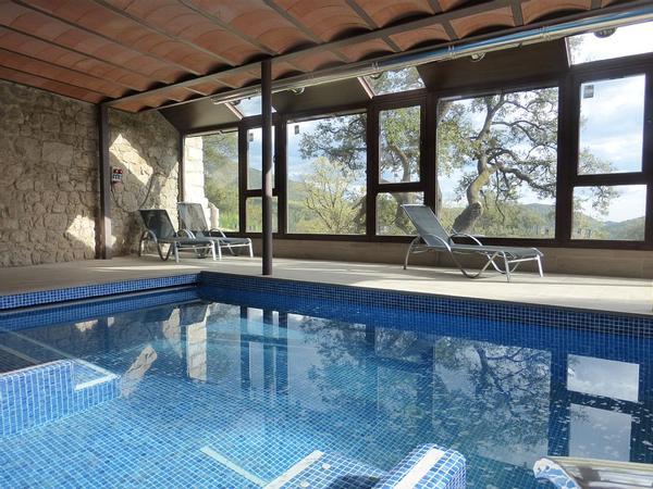 casas con piscina climatizada para ir con ni os viajar