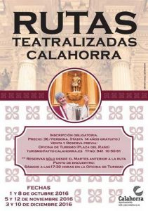 Rutas teatralizadas por Calahorra @ Oficina de Turismo Calahorra | Calahorra | La Rioja | España