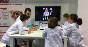Primeros pasos con la programación de robots educativos @ Media Markt Logroño