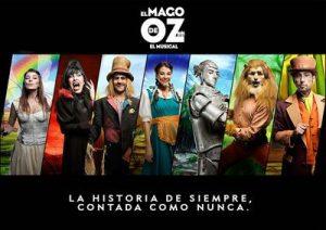 Musical de El Mago de Oz @ Teatro Principal de Alicante
