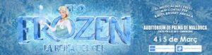 Frozen. La Reina del Hielo @  Auditorium de Palma