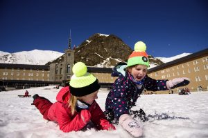 Fiesta infantil Winter Vall dels Menuts @ Vall de Núria | Núria | Catalunya | España