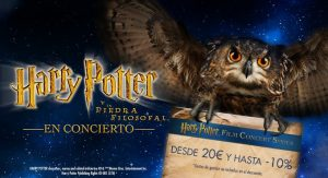 Harry Potter En Concierto @ Palau Sant Jordi | Barcelona | Catalunya | España