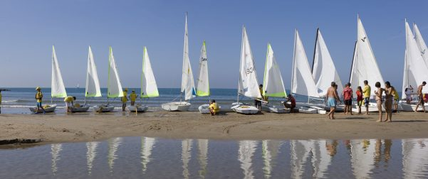 10 - Velers - Escola Club Nautic