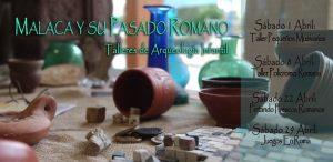 Talleres de arqueología de ArqueoRutas @ ArqueoRutas   Málaga   Andalucía   España