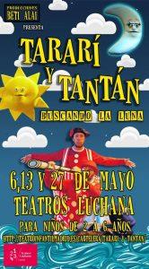Tararí y Tantán @ Teatros Luchana | Madrid | Comunidad de Madrid | España