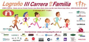 III Carrera de la Familia @ El Espolón | Logroño | La Rioja | España