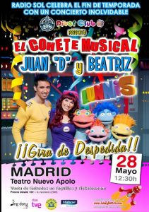El cohete musical @ Teatro Nuevo Apolo | Madrid | Comunidad de Madrid | España