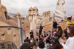 'Indiana Stones: ¡Exploremos!' @ La Pedrera | Barcelona | Catalunya | España