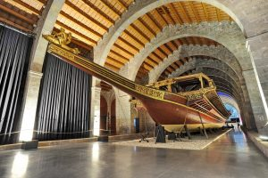 Barcos estampados @ Museu Maritim | Barcelona | Catalunya | España