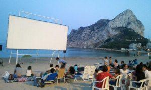 Cinema a la mar @ Platja La Fossa | Calpe | Comunidad Valenciana | España