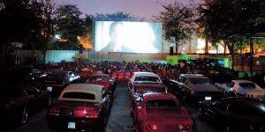 Cine de verano 'Fescinal' @ Parque de la Bombilla | Madrid | Comunidad de Madrid | España