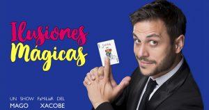 'Ilusiones mágicas' @ Teatros Luchana | Madrid | Comunidad de Madrid | España
