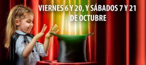 Escuela de magia @ Centro Comercial Rincón de la Victoria | Rincón de la Victoria | Andalucía | España