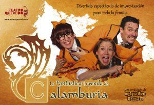 'La fantástica leyenda de Calamburia' @ Teatro Quevedo | Madrid | Comunidad de Madrid | España