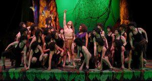 Tarzán, el musical @ Teatro Cervantes de Arnedo | Arnedo | La Rioja | España